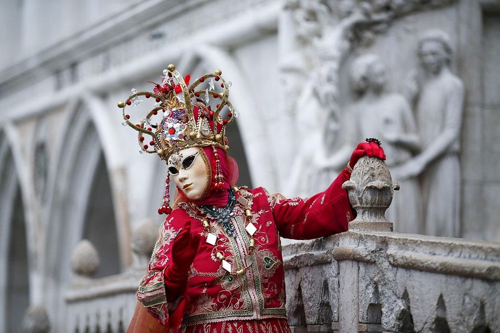 карнавал в Венеции 2016, венецианский карнавал 2016, лучшие карнавалы, про карнавал, фото № 8