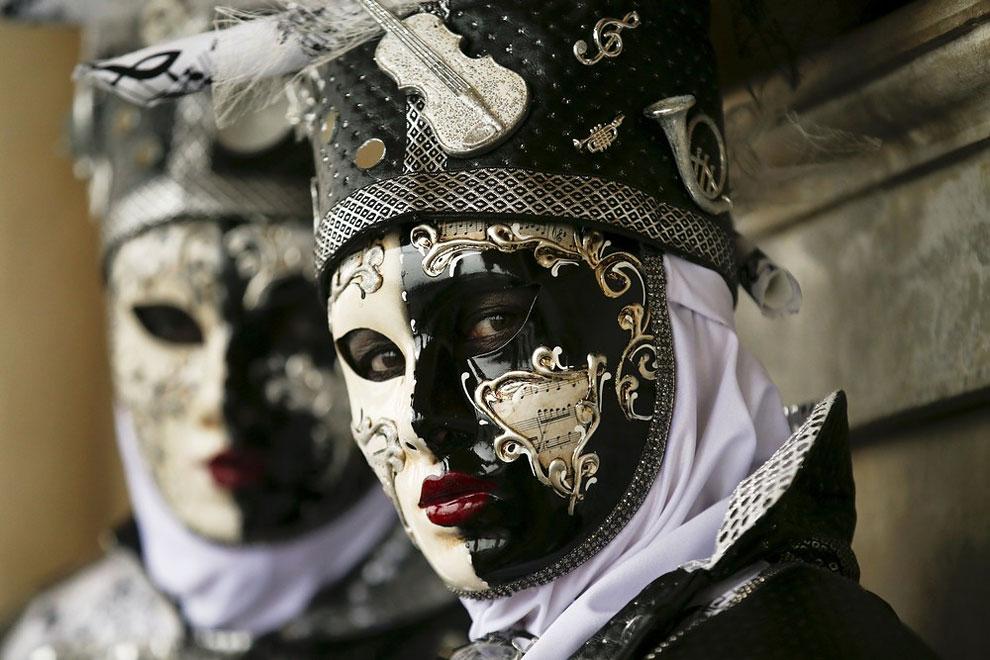 карнавал в Венеции 2016, венецианский карнавал 2016, лучшие карнавалы, про карнавал, фото № 9