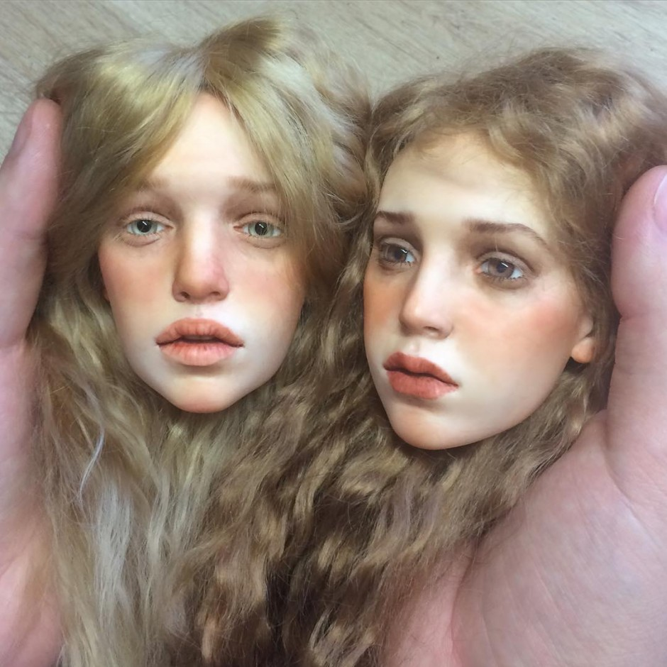 куклы своими руками, изготовление кукол своими руками, куклы сделанные руками фото-1