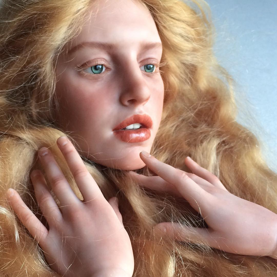 куклы своими руками, изготовление кукол своими руками, куклы сделанные руками фото-11