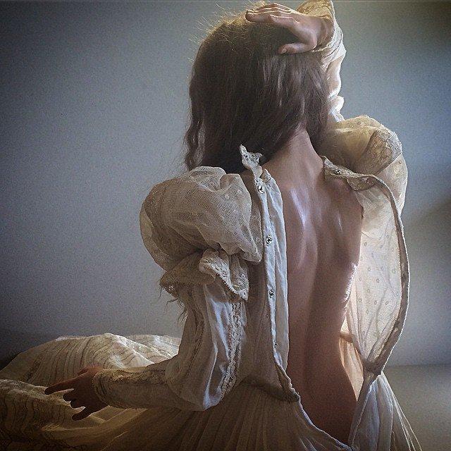 куклы своими руками, изготовление кукол своими руками, куклы сделанные руками фото-8