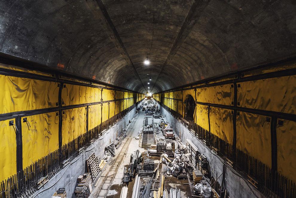 метро Нью-Йорка, фото станций метро, заброшенные станции метро, фото № 11