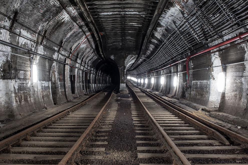 метро Нью-Йорка, фото станций метро, заброшенные станции метро, фото № 5