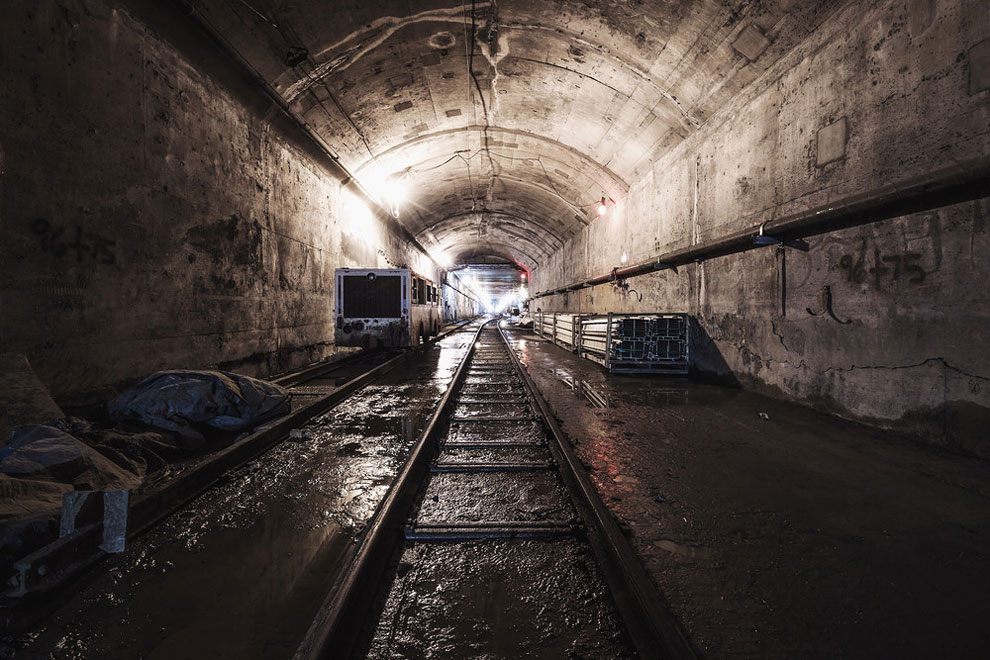 метро Нью-Йорка, фото станций метро, заброшенные станции метро, фото № 7