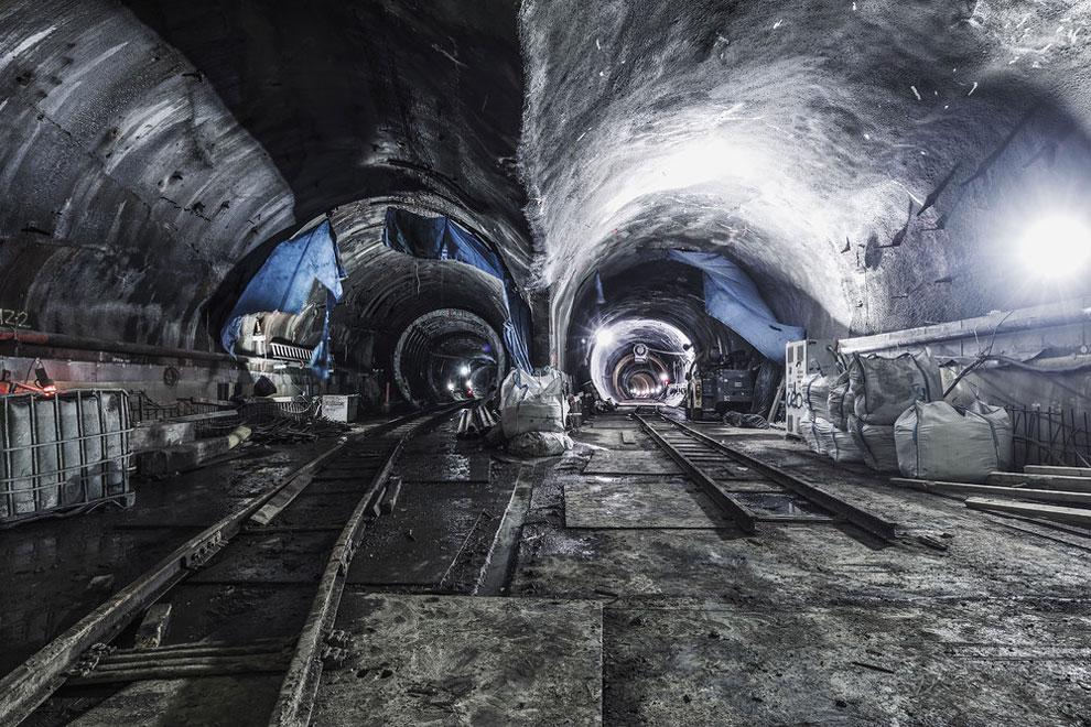 метро Нью-Йорка, фото станций метро, заброшенные станции метро, фото № 8