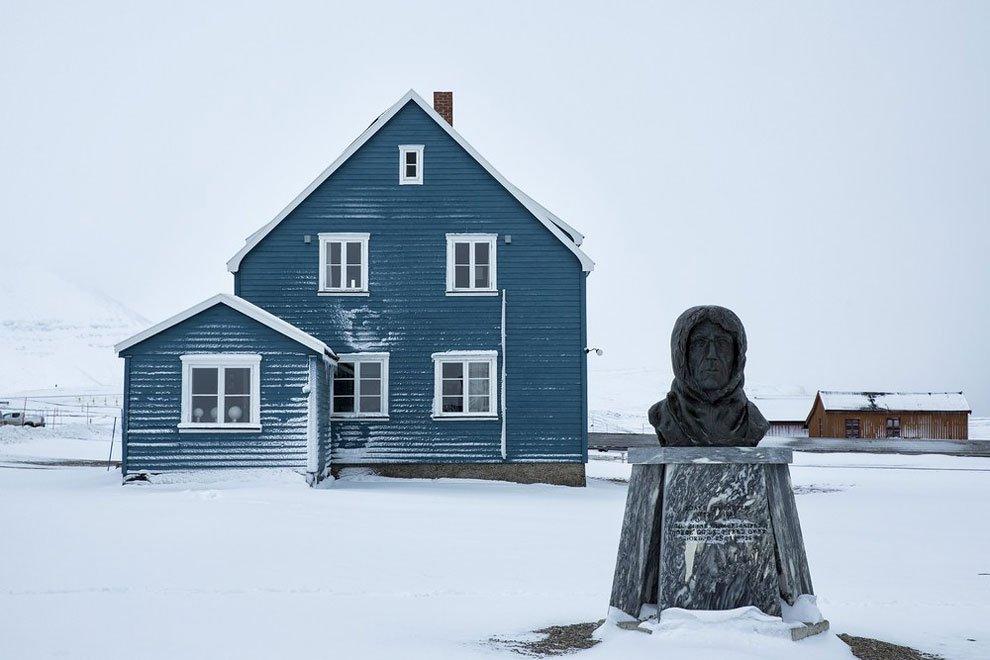 острова Арктики, буря в Арктике, остров Шпицберген, на краю света, архипелаг, фото № 10