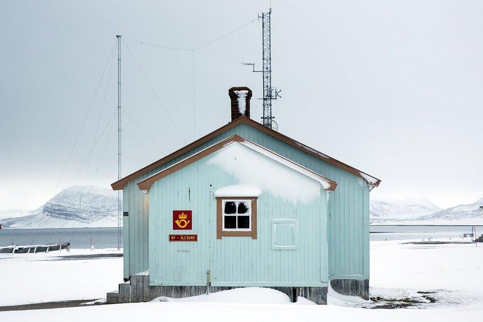острова Арктики, буря в Арктике, остров Шпицберген, на краю света, архипелаг, фото № 11