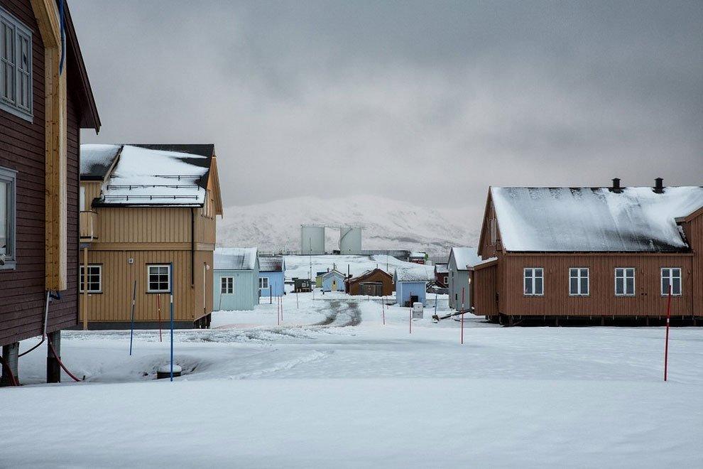 острова Арктики, буря в Арктике, остров Шпицберген, на краю света, архипелаг, фото № 12