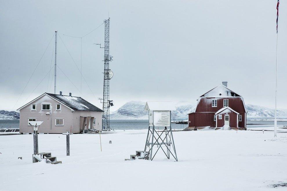 острова Арктики, буря в Арктике, остров Шпицберген, на краю света, архипелаг, фото № 13