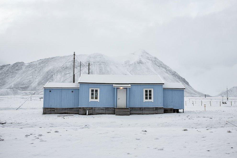 острова Арктики, буря в Арктике, остров Шпицберген, на краю света, архипелаг, фото № 14