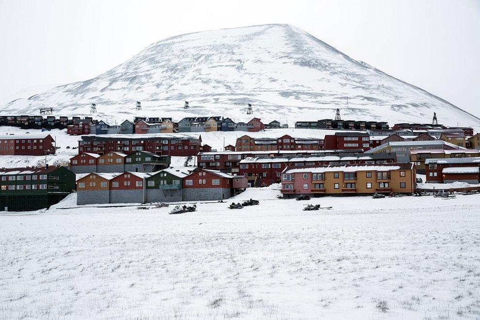 острова Арктики, буря в Арктике, остров Шпицберген, на краю света, архипелаг, фото № 15