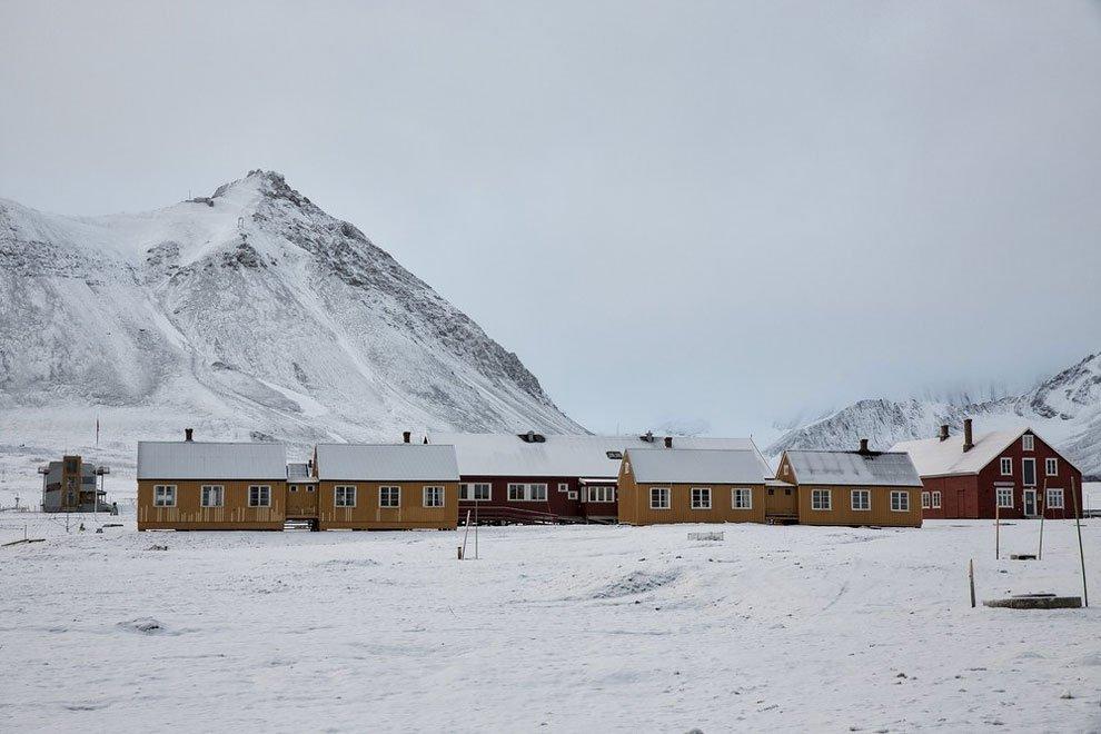 острова Арктики, буря в Арктике, остров Шпицберген, на краю света, архипелаг, фото № 16