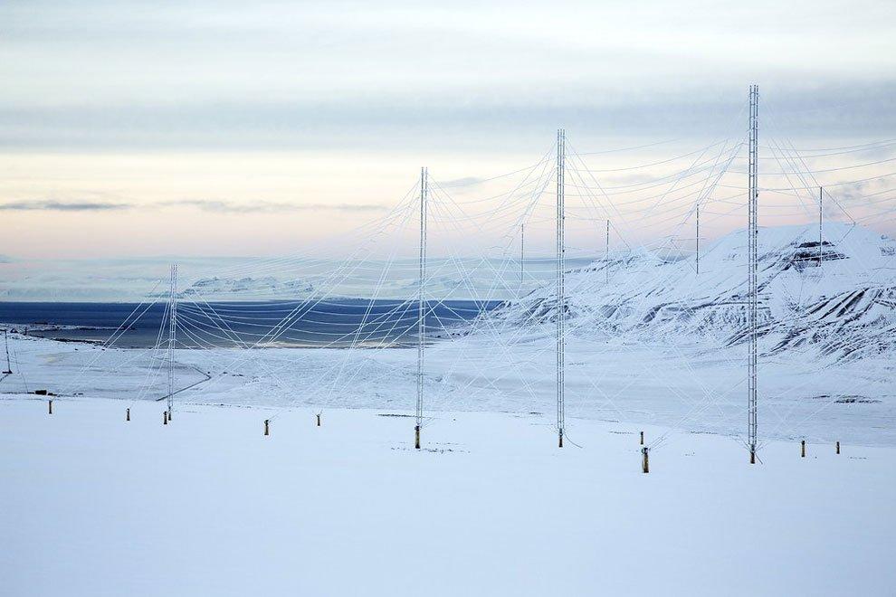 острова Арктики, буря в Арктике, остров Шпицберген, на краю света, архипелаг, фото № 18