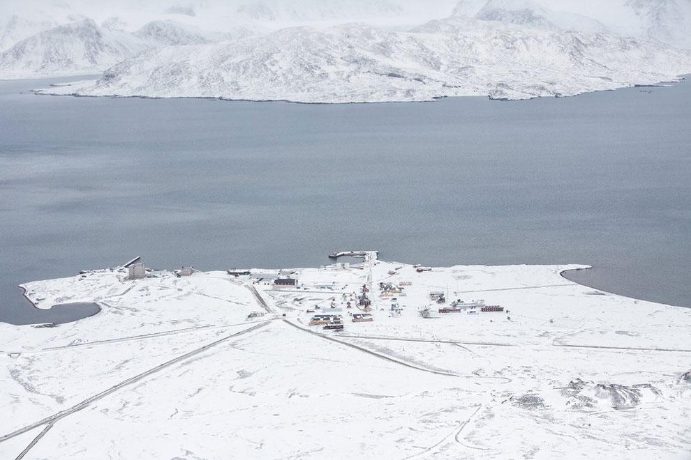 острова Арктики, буря в Арктике, остров Шпицберген, на краю света, архипелаг, фото № 19