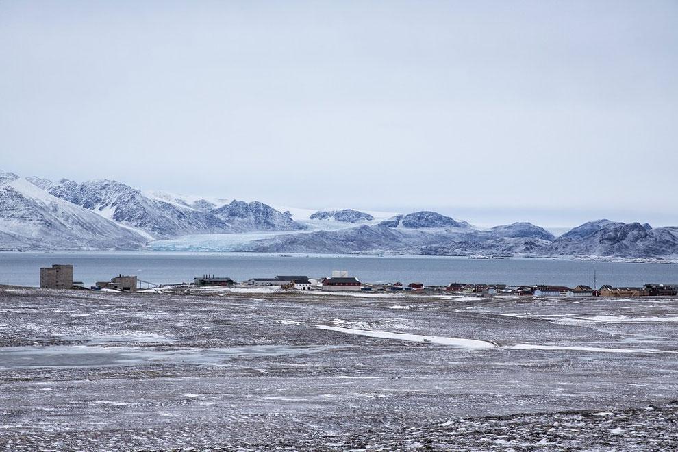 острова Арктики, буря в Арктике, остров Шпицберген, на краю света, архипелаг, фото № 2