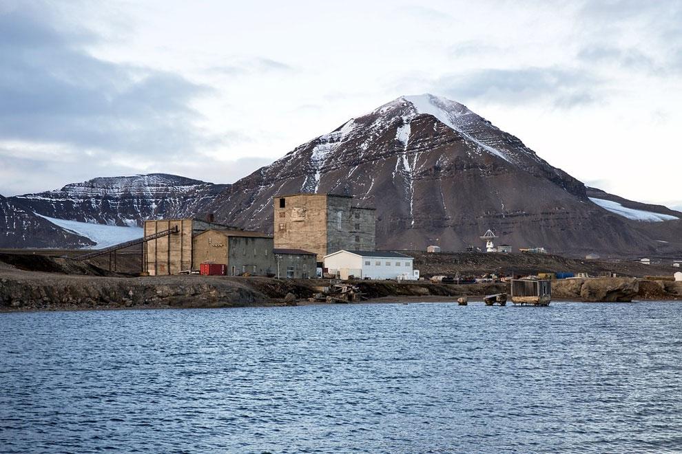 острова Арктики, буря в Арктике, остров Шпицберген, на краю света, архипелаг, фото № 4