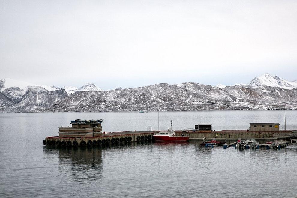 острова Арктики, буря в Арктике, остров Шпицберген, на краю света, архипелаг, фото № 5