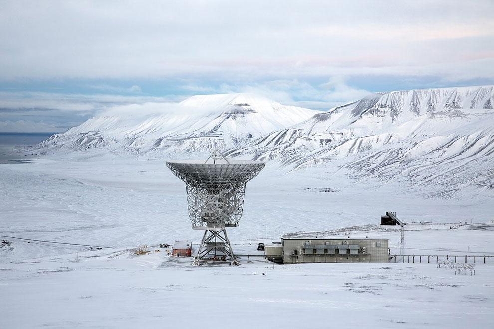 острова Арктики, буря в Арктике, остров Шпицберген, на краю света, архипелаг, фото № 6