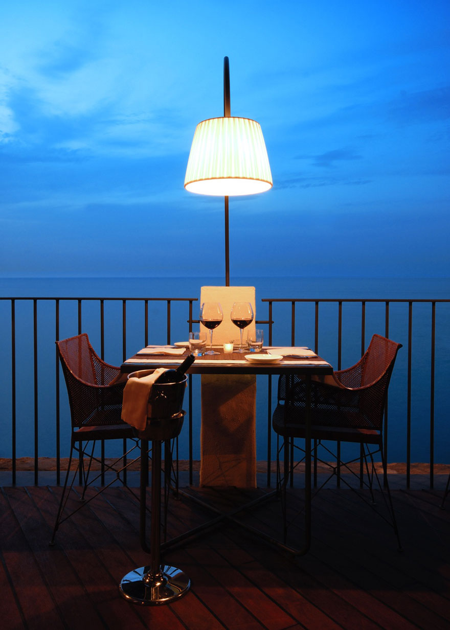 ресторан пещера, лучшие итальянские рестораны, ресторан скала, фото № 9