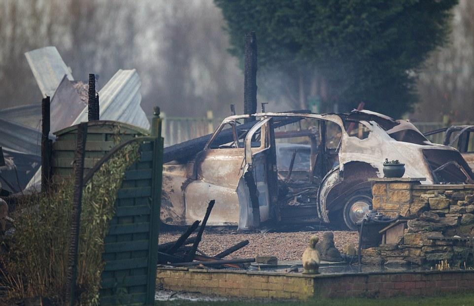 сгорел автомобиль, самые дорогие автомобили мира, редкие автомобили, фото № 1
