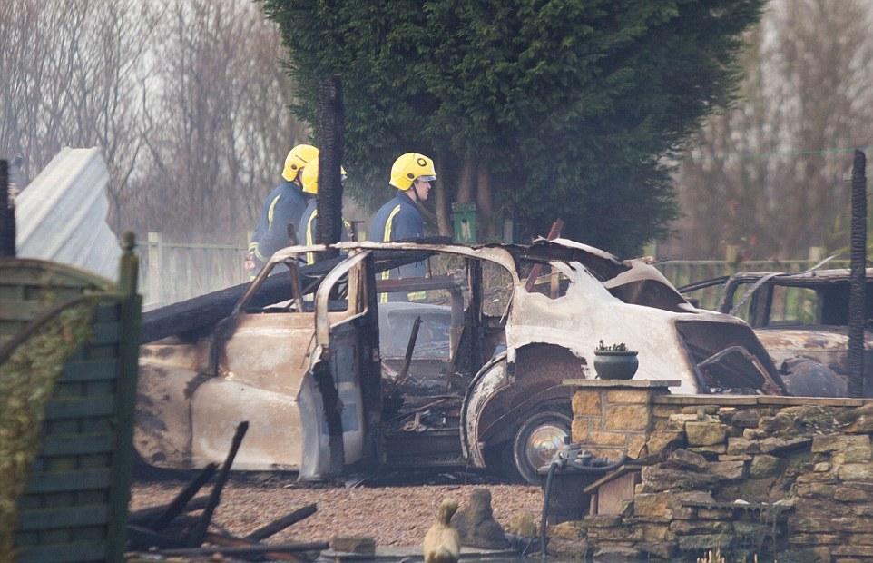 сгорел автомобиль, самые дорогие автомобили мира, редкие автомобили, фото № 6