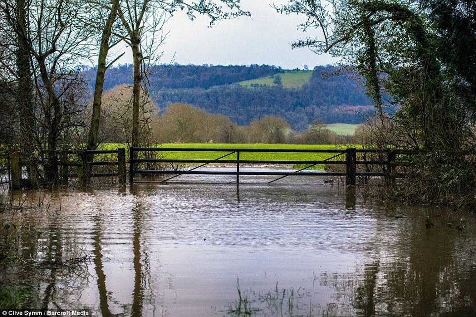 шторм в Великобритании, ураган, Корниш, фото № 18