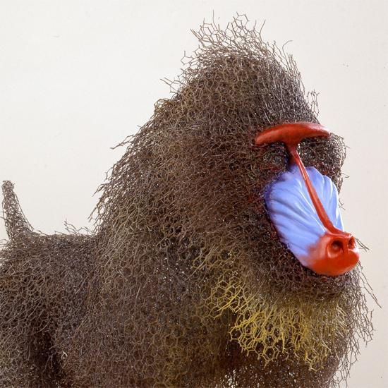 скульптуры животных, школа современного искусства, выставка современного искусства-18