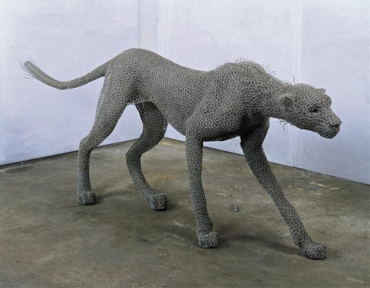 скульптуры животных, школа современного искусства, выставка современного искусства-3