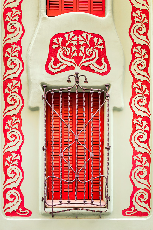 стиль модерн в архитектуре, памятники Барселоны, архитектура Барселоны, архитектура Испании, дома в Испании, фото № 6