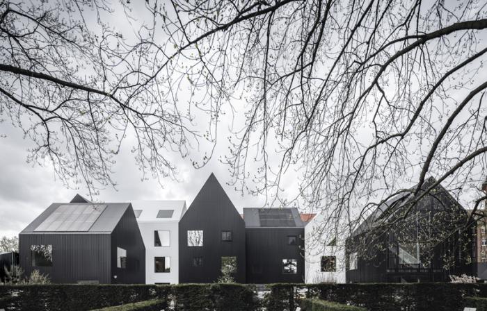 Типовой проект детского сада в Копенгагене