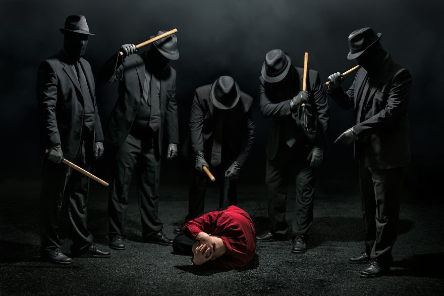 тоталитарное общество, тоталитарный режим в обществе, фото № 3