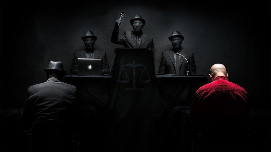тоталитарное общество, тоталитарный режим в обществе, фото № 5