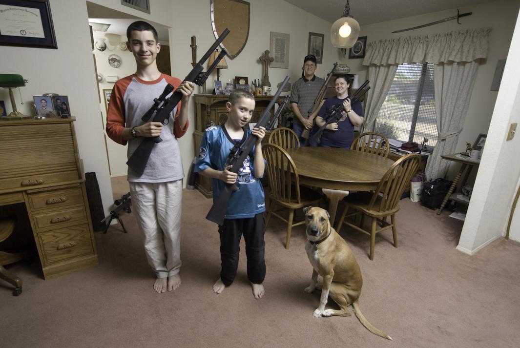 владение оружием, применение огнестрельного оружия, продажа огнестрельного оружия-4