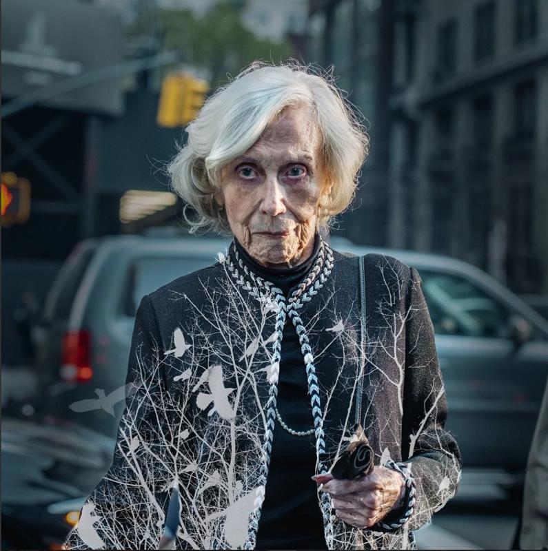 жители Нью-Йорка, мода Нью-Йорка, улицы Нью-Йорка, фото города Нью-Йорк, фото № 5