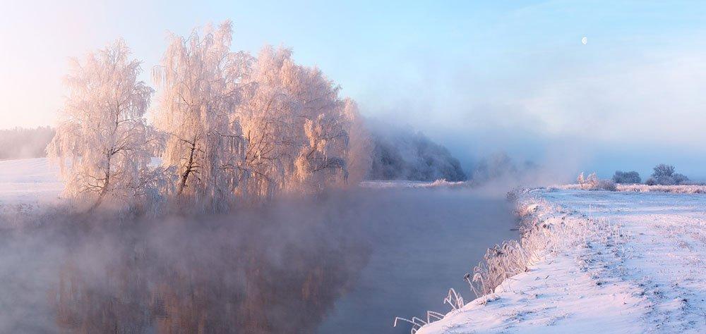 зимняя природа фото, иней фото, природа Беларуси-6
