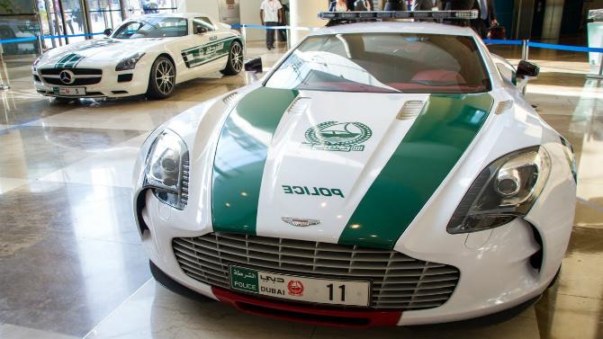 1. Aston Martin One-77 – $2 million