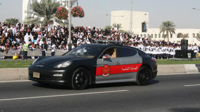 10. Porsche Panamera – $175,000