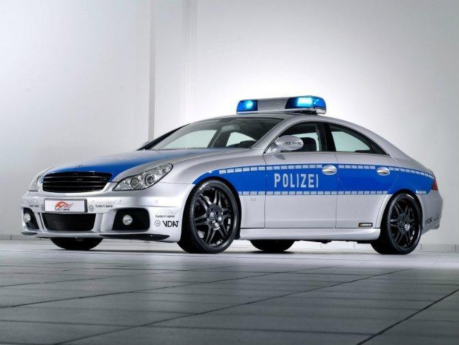 3. Mercedes-Benz Brabus Rocket CLS – $580,000