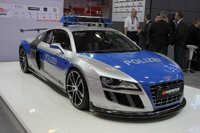 4. Audi R8 GTR – $500,000