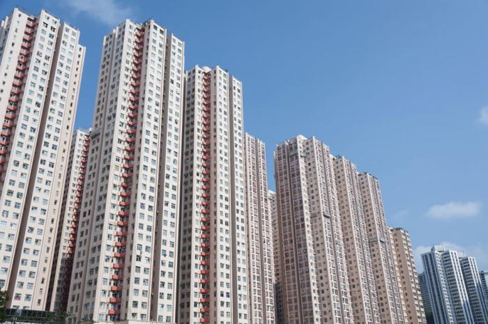 Вот как выглядят жилые районы мировых мегаполисов