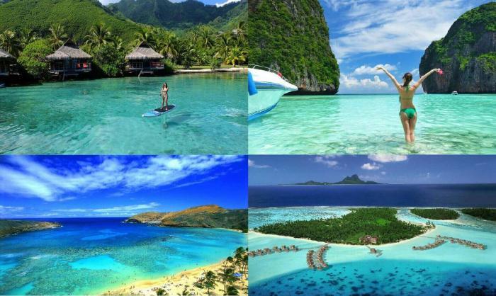 Экзотический отдых. Перу, Папуа-Новая Гвинея, Мьянма, Мексика, Новая Зеландия