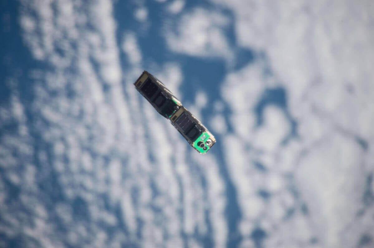 Спутники модели LEMUR-2.  Малые искусственные спутники Земли