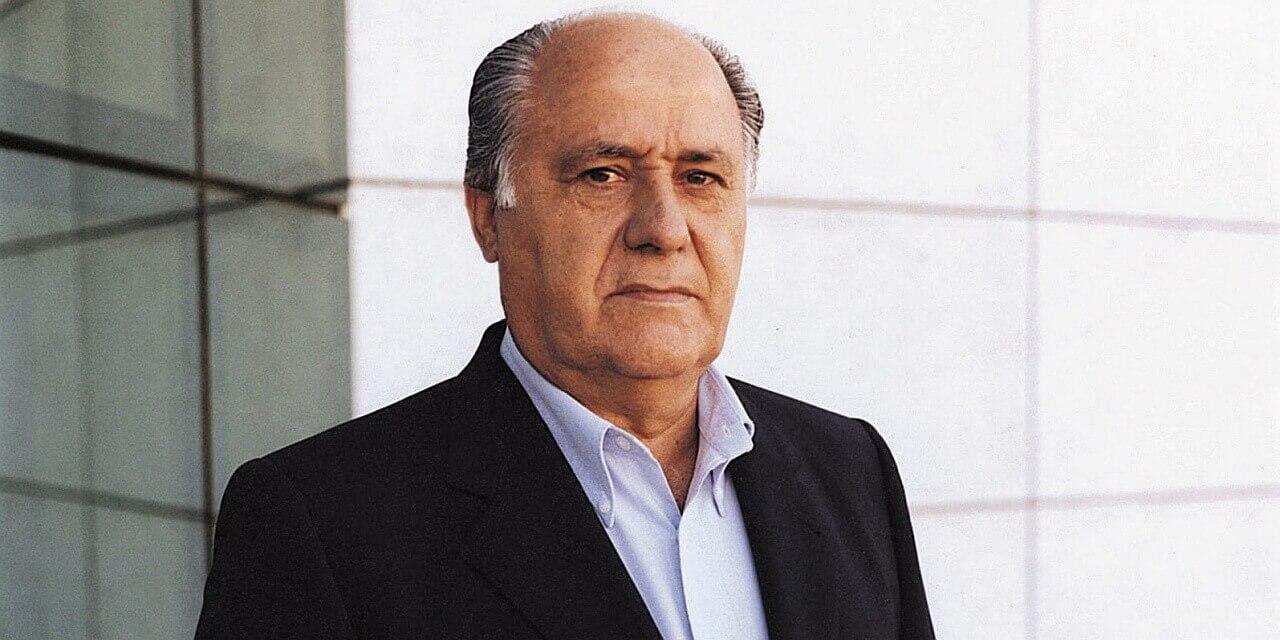 Амансио Ортега.