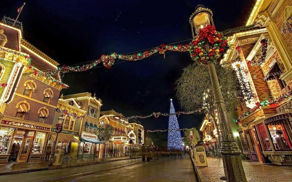 Венеция на новогодние праздники