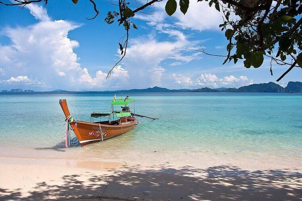 Таиланд зимой