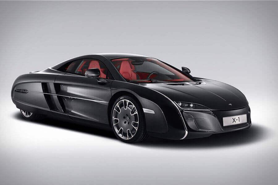 McLaren X-1 Concept (2012)