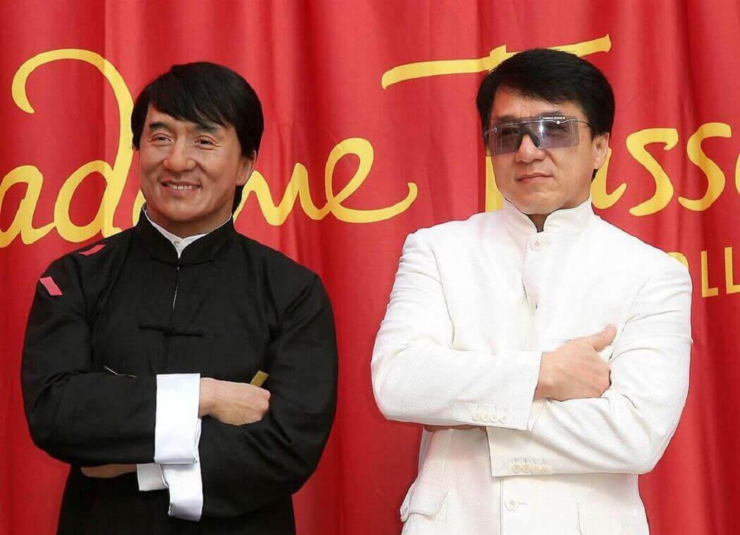 музей мадам Тюссо, Jackie Chan