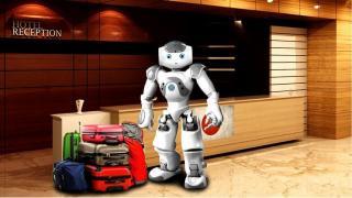 робот-консьерж Конни (Connie)