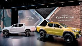 X-Class Stylish Explorer и X-Class Powerful Adventurer