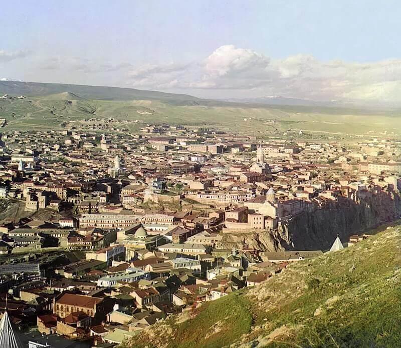 Тбилиси. Между 1909-1915 гг.